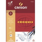 Papel Manteiga Croquis Canson