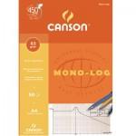 Papel Mono-Log Canson