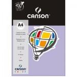 Papel Colorido Canson A4 120g/m² 15 Folhas Violeta