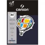 Papel Colorido Canson A4 120g/m² 15 Folhas Azul Marinho