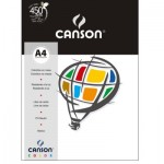 Papel Colorido Canson A4 120g/m² 15 Folhas Marfim