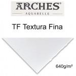 Papel Para Aquarela Textura Fina
