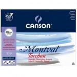Bloco de Papel Montval Canson TORCHON 270g/m² A3