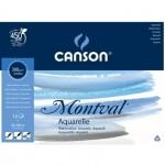 Papel para aquarela Montval Canson