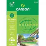 Bloco de Papel Reciclado A2 Canson