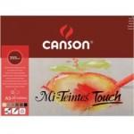 Papel Para Pastel Mi-Teintes Touch Canson