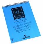 Papel Para Tinta Acrílica Canson XL