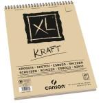 Papel Desenho Kraft