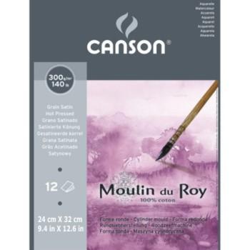 Bloco de Papel Moulin du Roy