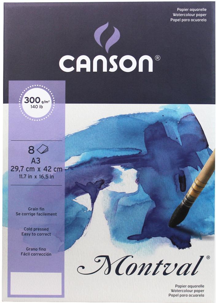 papel pochette montval canson 300g 297x420