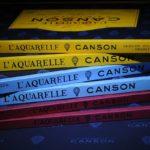 Papel Para Aquarela Canson Héritage