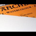 Papel Arches Para Aquarela 18,8x21cm