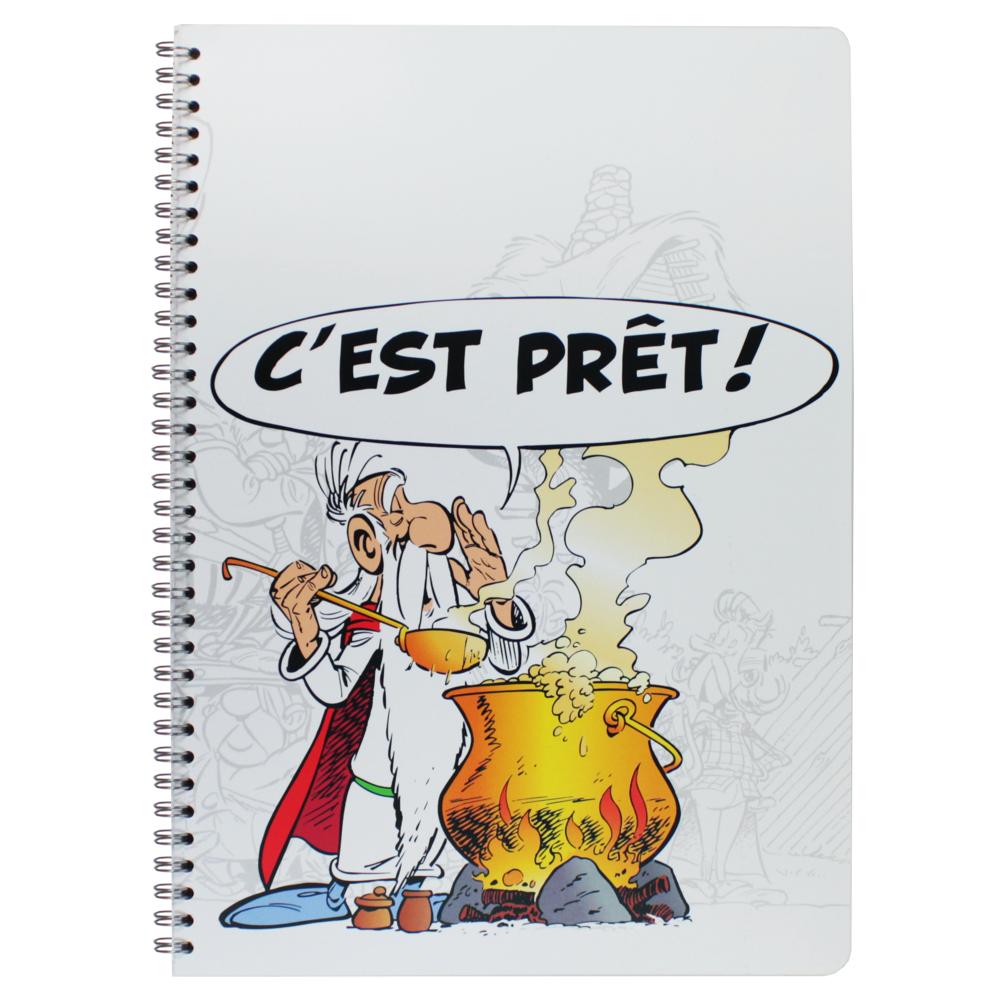 Caderno Asterix